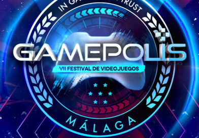 A un mes de que llegue Gamepolis 2019.